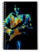 Cosmic Tones From Mick Spiral Notebook