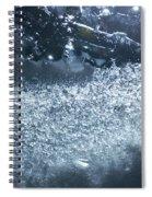 Cosmos 011 By Jammer Spiral Notebook