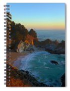 Costal Paradise Spiral Notebook