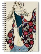 Costume Design Spiral Notebook