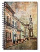 Cotacachi Morning Spiral Notebook