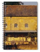Cotswold Cottage Spiral Notebook