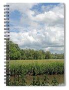 Cotswold Landscape Spiral Notebook
