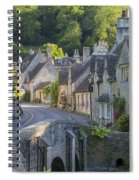 Cotswolds Morning Spiral Notebook