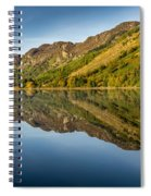 Cottage By The Lake Spiral Notebook