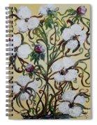 Cotton #1 - King Cotton Spiral Notebook