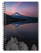 Cotton Candy Skies Spiral Notebook