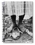 Cotton Picker, 1937 Spiral Notebook