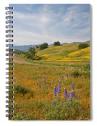 Cottonwood Canyon Spiral Notebook