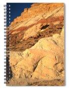 Cottonwood Colored Badlands Spiral Notebook