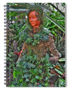 Could Her Name Be Ivy... Buffalo Botanical Gardens Series Spiral Notebook