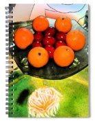 Coulouful Easter Spiral Notebook