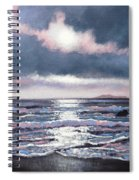 Coumeenole Beach  Dingle Peninsula  Spiral Notebook