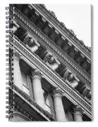 Counterparts 5 Spiral Notebook