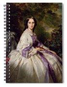 Countess Alexander Nikolaevitch Lamsdorff. Maria Ivanovna Beck Spiral Notebook