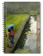 Country - A Day Out With The Girls Spiral Notebook