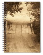 Country Bridge Spiral Notebook
