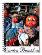 Country Bumpkins Spiral Notebook