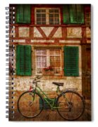 Country Charm Spiral Notebook