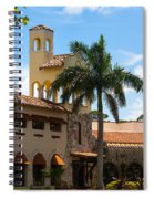 Country Club Of Coral Gables Spiral Notebook