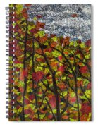 Country Colours Spiral Notebook