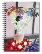 Country Comfort - Photopower 460 Spiral Notebook