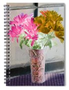 Country Comfort - Photopower 485 Spiral Notebook