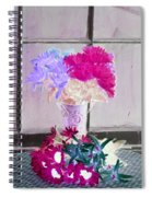 Country Comfort - Photopower 487 Spiral Notebook