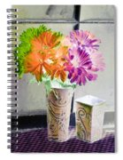 Country Comfort - Photopower 491 Spiral Notebook