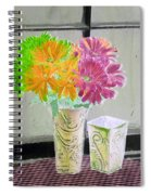 Country Comfort - Photopower 492 Spiral Notebook