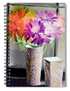 Country Comfort - Photopower 493 Spiral Notebook