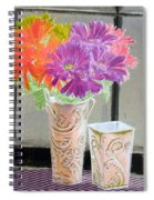 Country Comfort - Photopower 494 Spiral Notebook