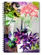 Country Comfort - Photopower 514 Spiral Notebook