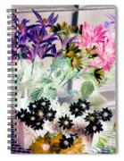 Country Comfort - Photopower 528 Spiral Notebook