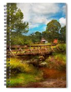 Country - Country Living Spiral Notebook