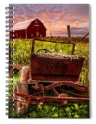 Country Cousins Spiral Notebook