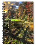 Country Dawn Spiral Notebook