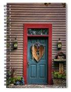 Country Door Spiral Notebook