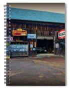Country Garage Spiral Notebook