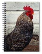 Country Gentleman Spiral Notebook