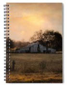 Country Heirloom Spiral Notebook