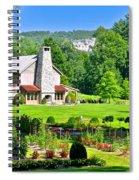 Country Inn Spiral Notebook