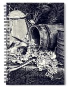 Country Kitchen II Spiral Notebook