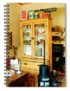 Country Kitchen Sunshine IIi Spiral Notebook
