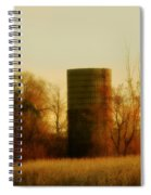 Country Morning Spiral Notebook