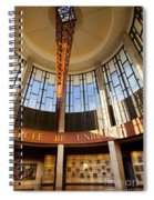 Country Music Hall Of Fame Spiral Notebook
