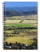Country Panorama Spiral Notebook
