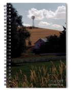 Country Peace Spiral Notebook