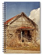 Country Schoolhouse  Spiral Notebook