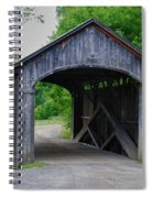 Country Store Bridge 5656 Spiral Notebook